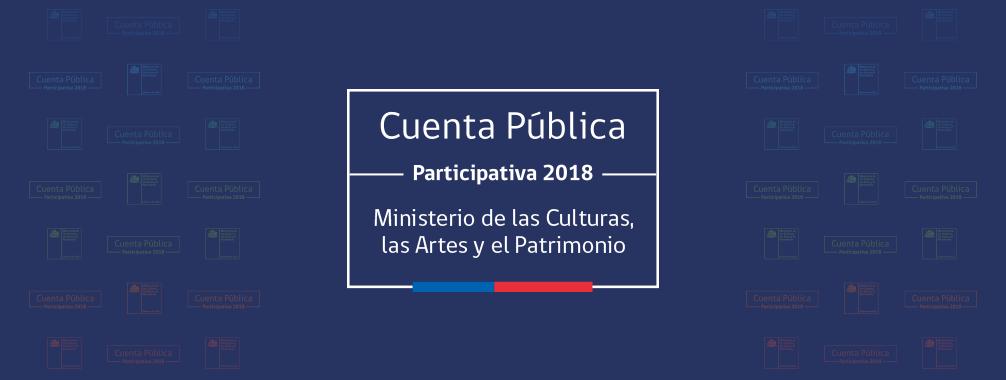 Cuenta Pública Participativa 2018