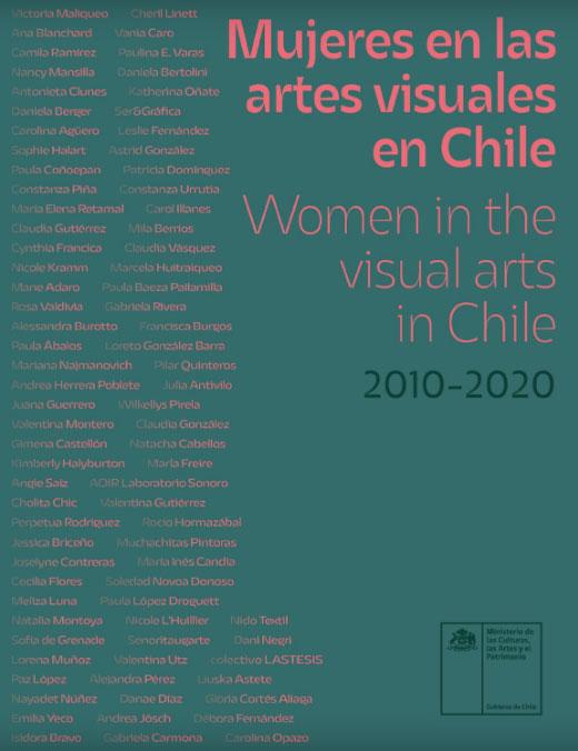 Mujeres en las artes visuales en Chile 2010-2020