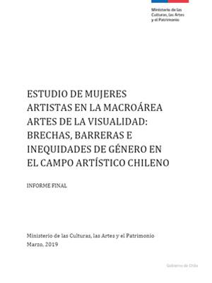 Estudio de mujeres artistas en la macroárea artes de la visualidad