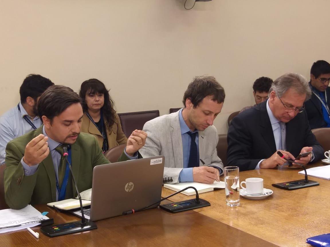 15.01.2020 — Nicolas del Valle, especialista asistente de Programa Sección Educación 2030 de Oficina Unesco Santiago