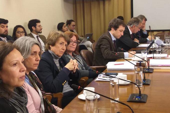 25.09.2019 — María Paz Valenzuela, Directora del Instituto de Historia y Patrimonio de la Facultad de Arquitectura de la U. de Chile.