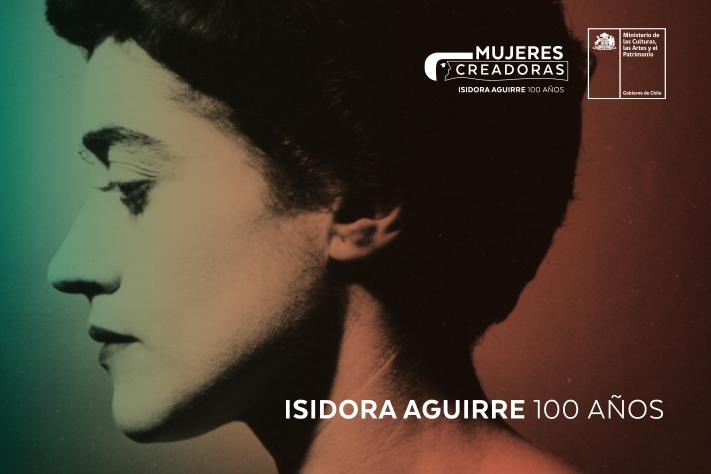 Isidora Aguirre 100 años
