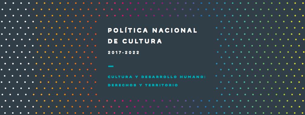 Políticas Culturales – Consejo Nacional de la Cultura y las Artes