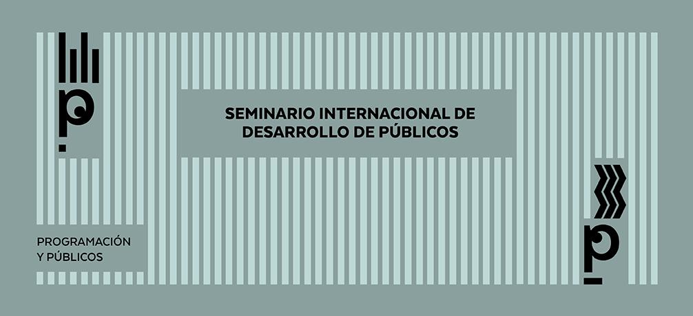 Seminario Internacional de Desarrollo de Públicos