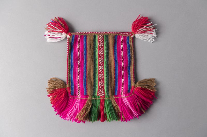 Vistalla (chuspa) - Carmen Huaylla Alave - Pueblo aymara