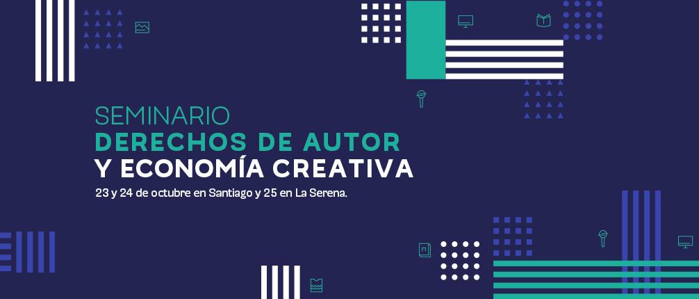 Seminario de Derechos de Autor y Economía Creativa