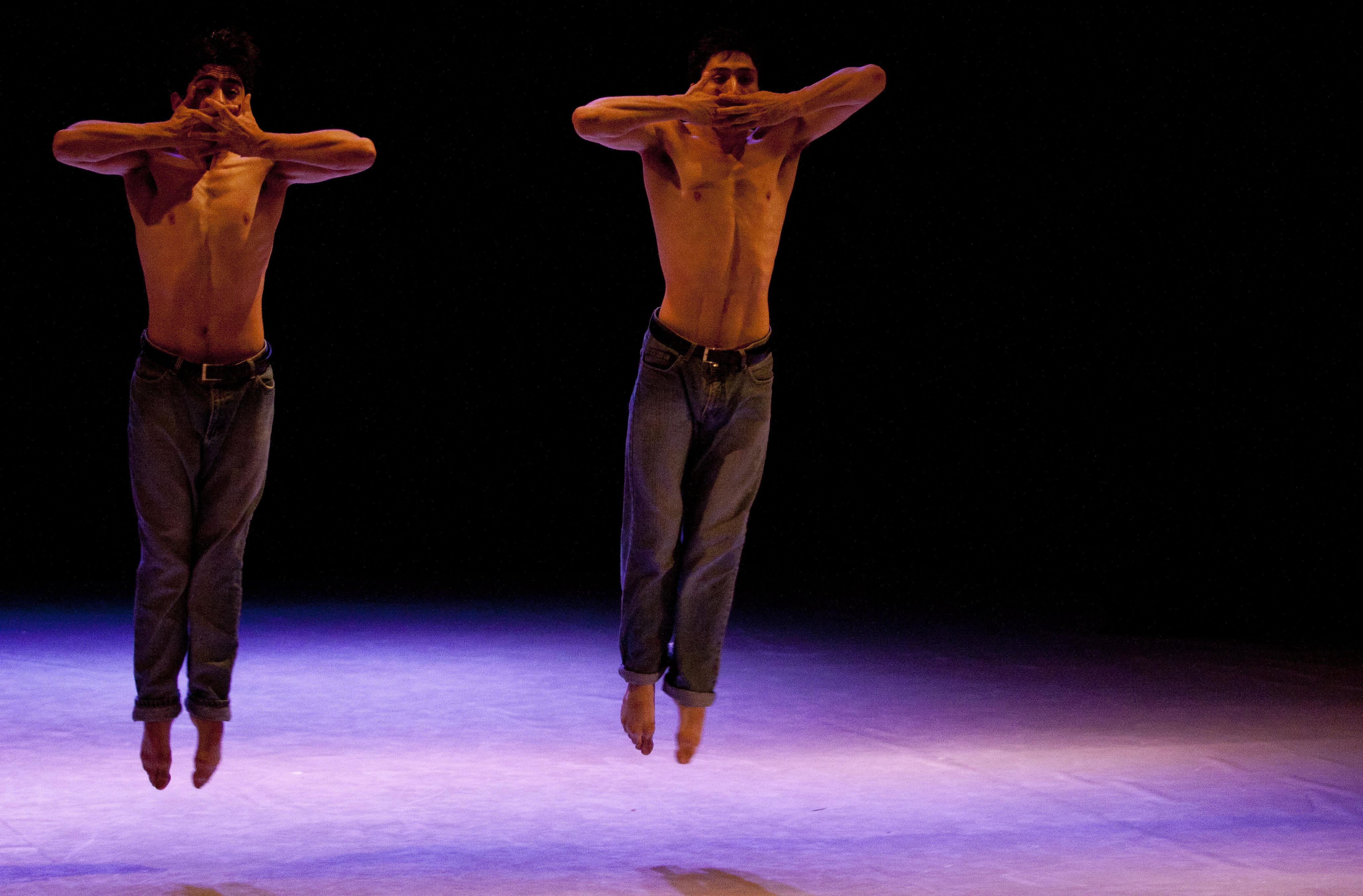 Danza Espiral / Foto: Fabián Cambero
