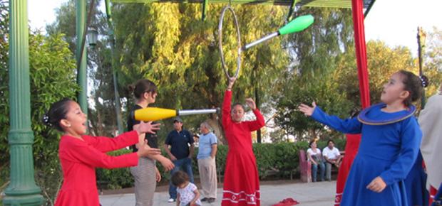 circo del mundo en antofagasta