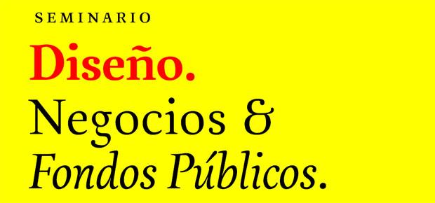 seminario diseno y fondos publicos