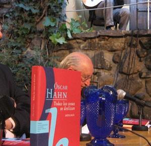lanzamiento antologia oscar hahn