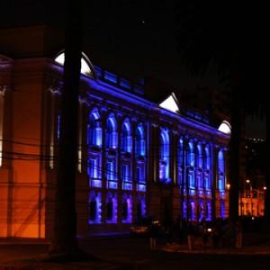 Biblioteca Severín abre las puertas de su remozado edificio