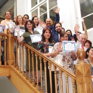 Emprendedores culturales de Los Ríos finalizaron capacitación