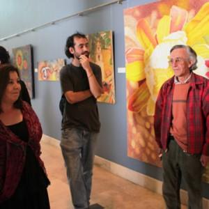 artistas exponen en enjoy coquimbo