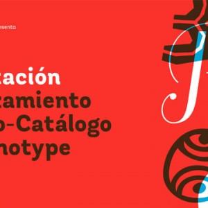 Lanzamiento de libro sobre tipografía de Latinotype