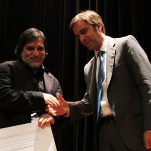 Ministro premió a las Mejores Obras Literarias 2011