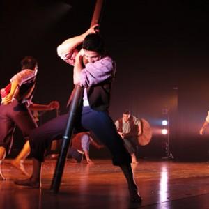 Bafona presentó nueva coreografía a teatro lleno