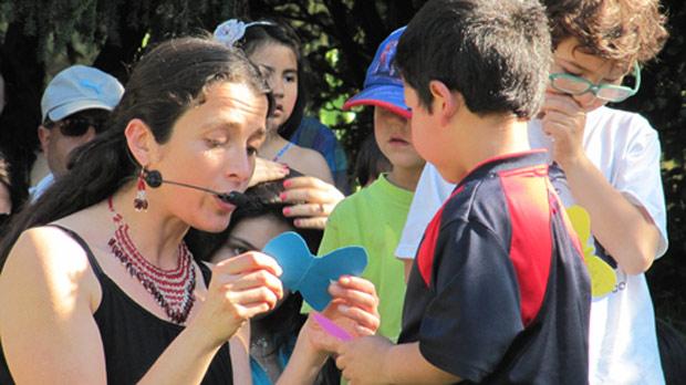 participa en talleres y residencia festival de las artes valparaiso