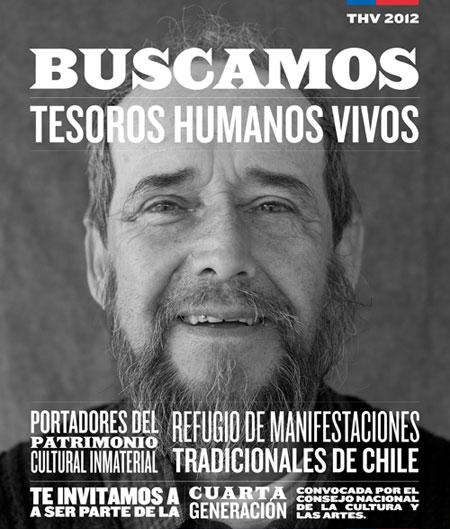 tesoros humanos vivos 2012