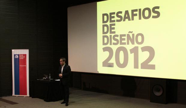 conferencia desafios de diseño