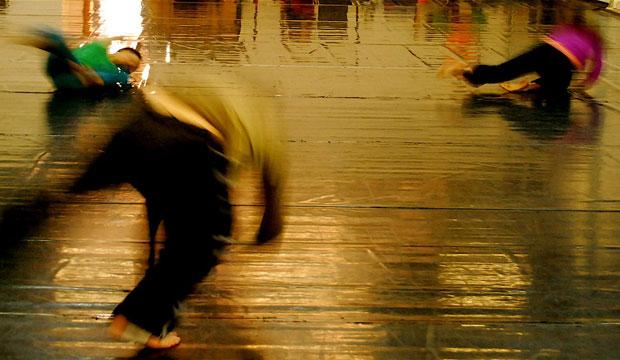 danza programa de entrenamiento de profesionales