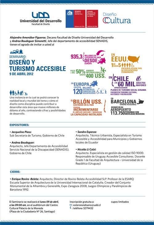 seminario diseño y turismo
