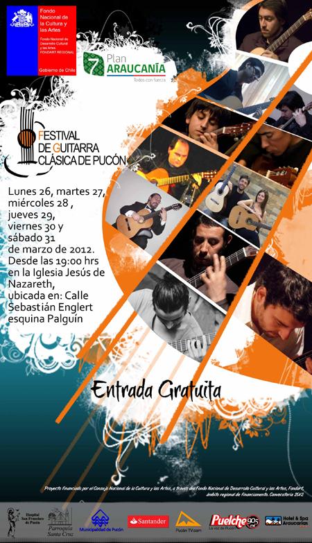 festival guitarra pucon