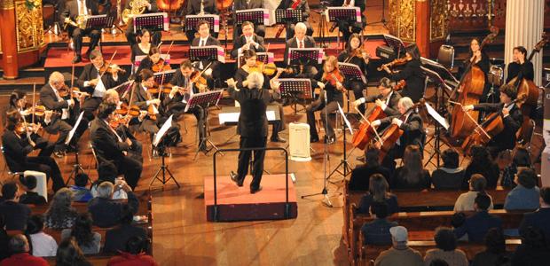 orquesta de camara de Chile