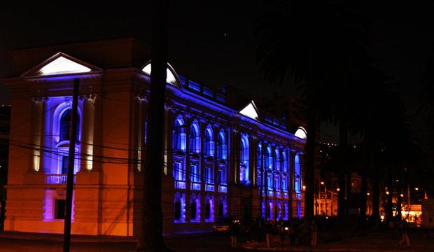 biblioteca severin de valparaiso