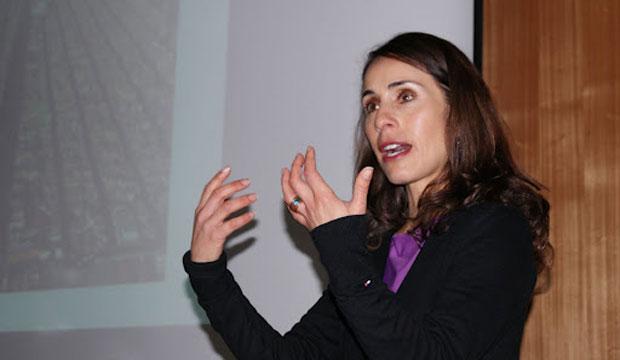 ximena urbina, investigadora del proyecto