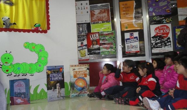 día del libro infantil en magallanes