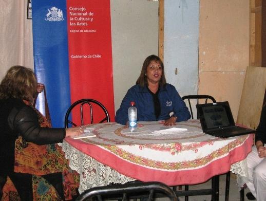 Diálogo social en Caldera