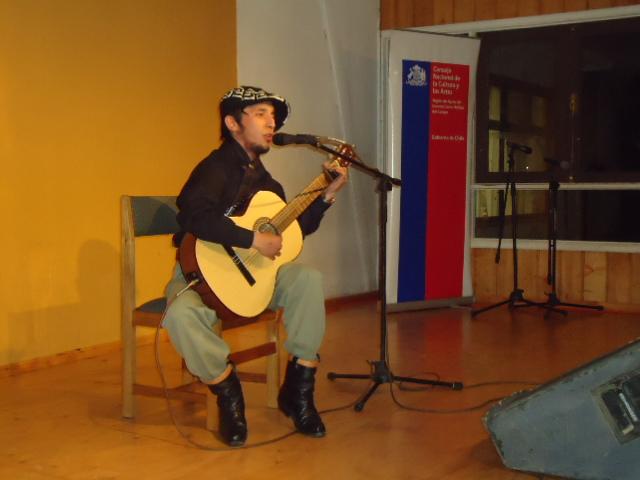 Payador Jorge Contreras
