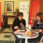 Libro Libre en Café La Sala Copiapó