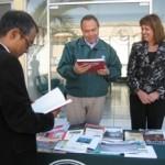 Libro Libre en Universidad Santo Tomás de Copiapó