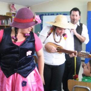 Cuenta cuentos en Copiapó