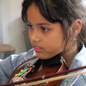 Violinista Liceo Artístico Arica