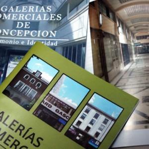 libros galerías comerciales