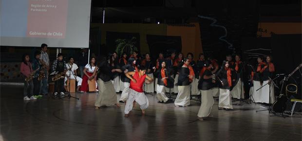musical servicio país cultura arica