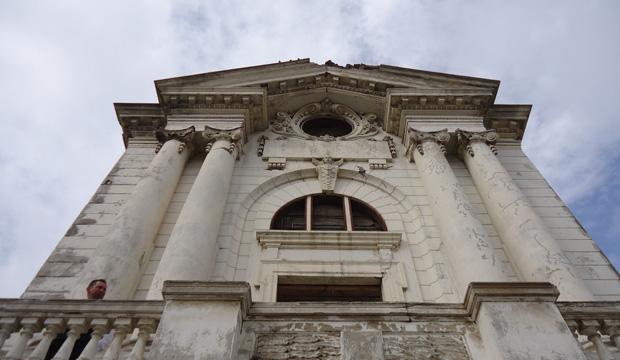 capilla hermanas de la providencia valparaíso