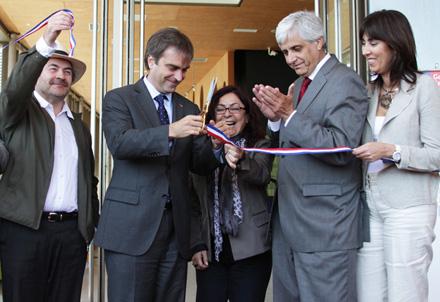 inauguracion centro cultural de cerrillos