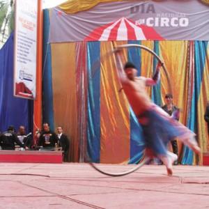 día del circo 2012