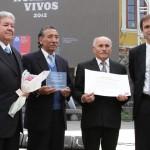 Ministro y Bandita Magallanes