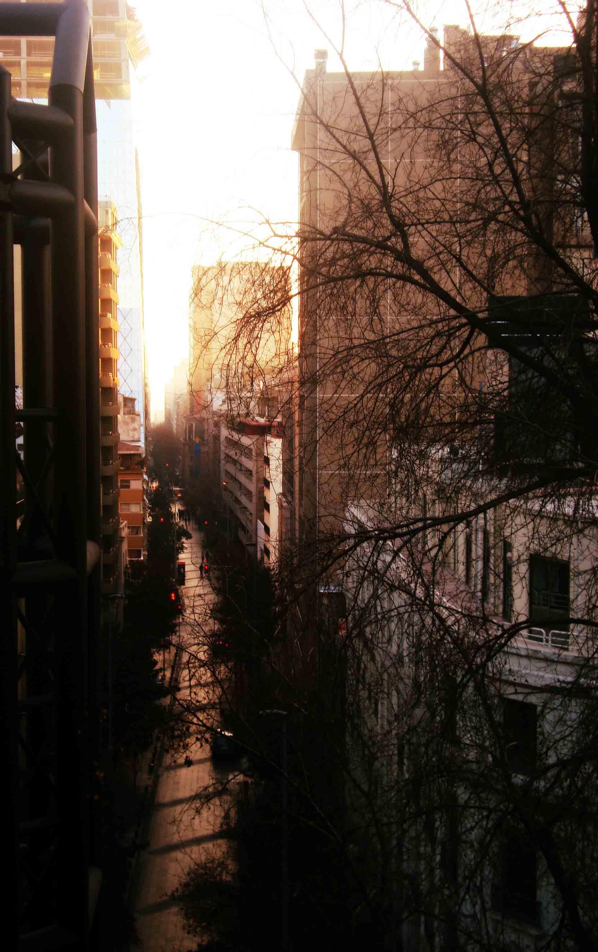 Urbanismo olvidado