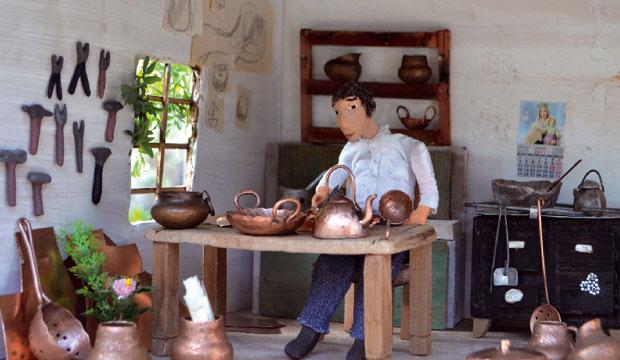 maestro orfebre - día del artesano