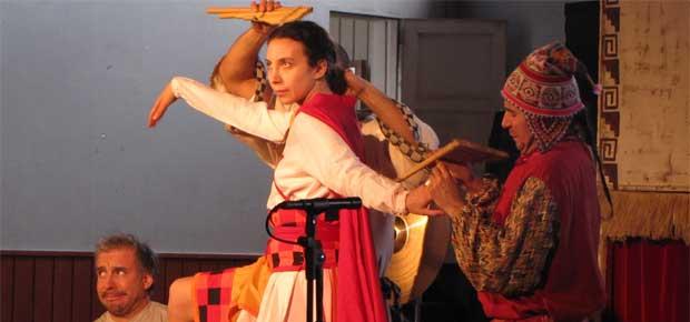 La Tirana - Tryo Teatro Banda