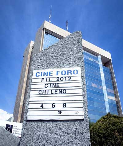 cine chileno en el cine foro guadalajara