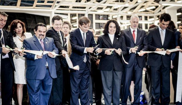 inauguracion chille pais de honor feria del libro de guadalajara