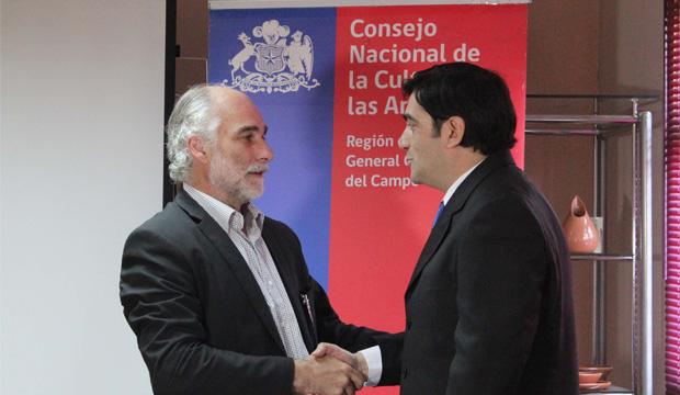 Músico Juan Mourás recibió Premio Regional de Arte y Cultura 2012