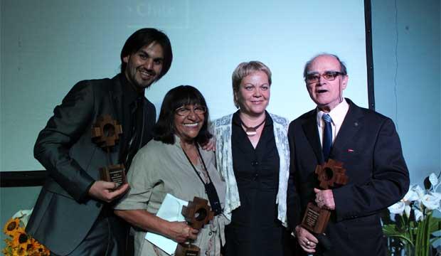 premios regionales de cultura 2012 arica y parinacota