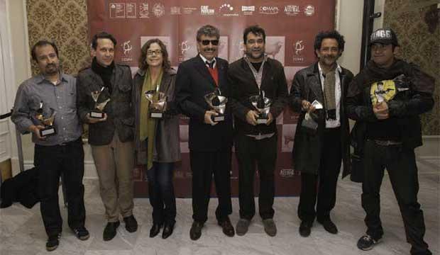 Ganadores Premio Pedro Sienna 2012